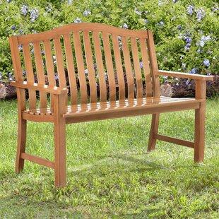 Tulane Garden Bench
