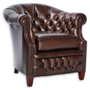 AtroposChesterfield Chair By Rosalind Wheeler