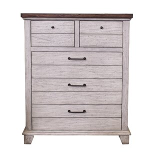 Onecre 5 Drawer Chest by August Grove