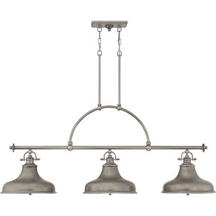 Trent Austin Design Eden 3-Light Kitchen Island Pendant