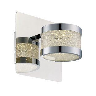 Maddy 1-Light Armed Sconce By Orren Ellis Wall Lights