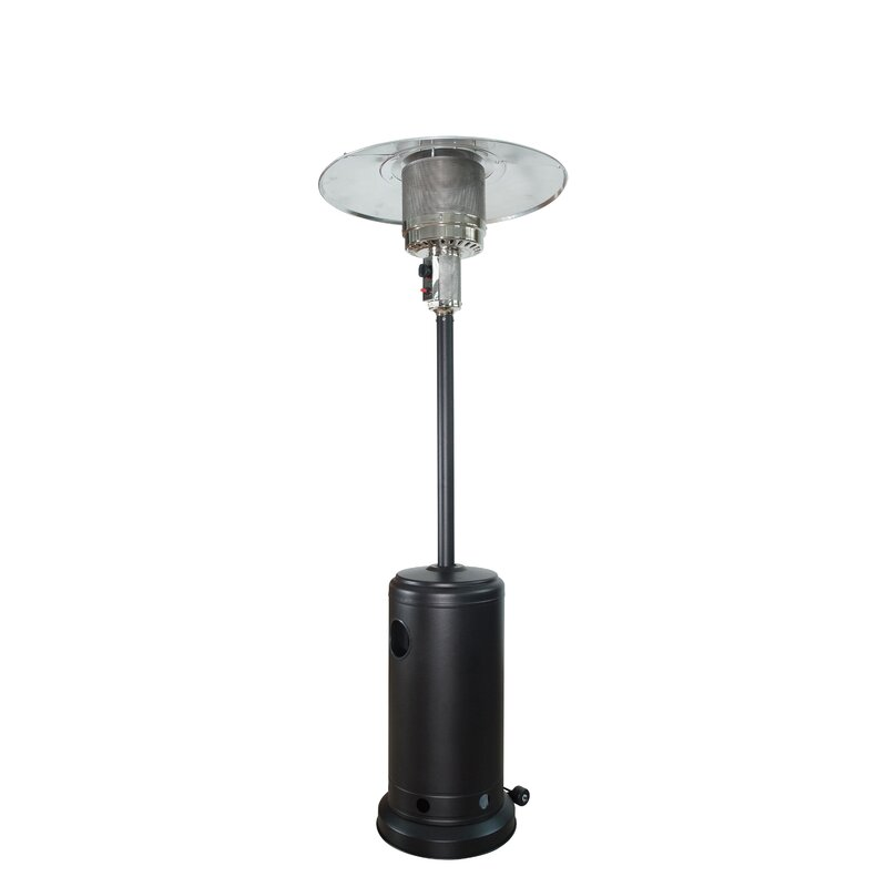 Outdoor 1200 Watt Propane Patio Heater