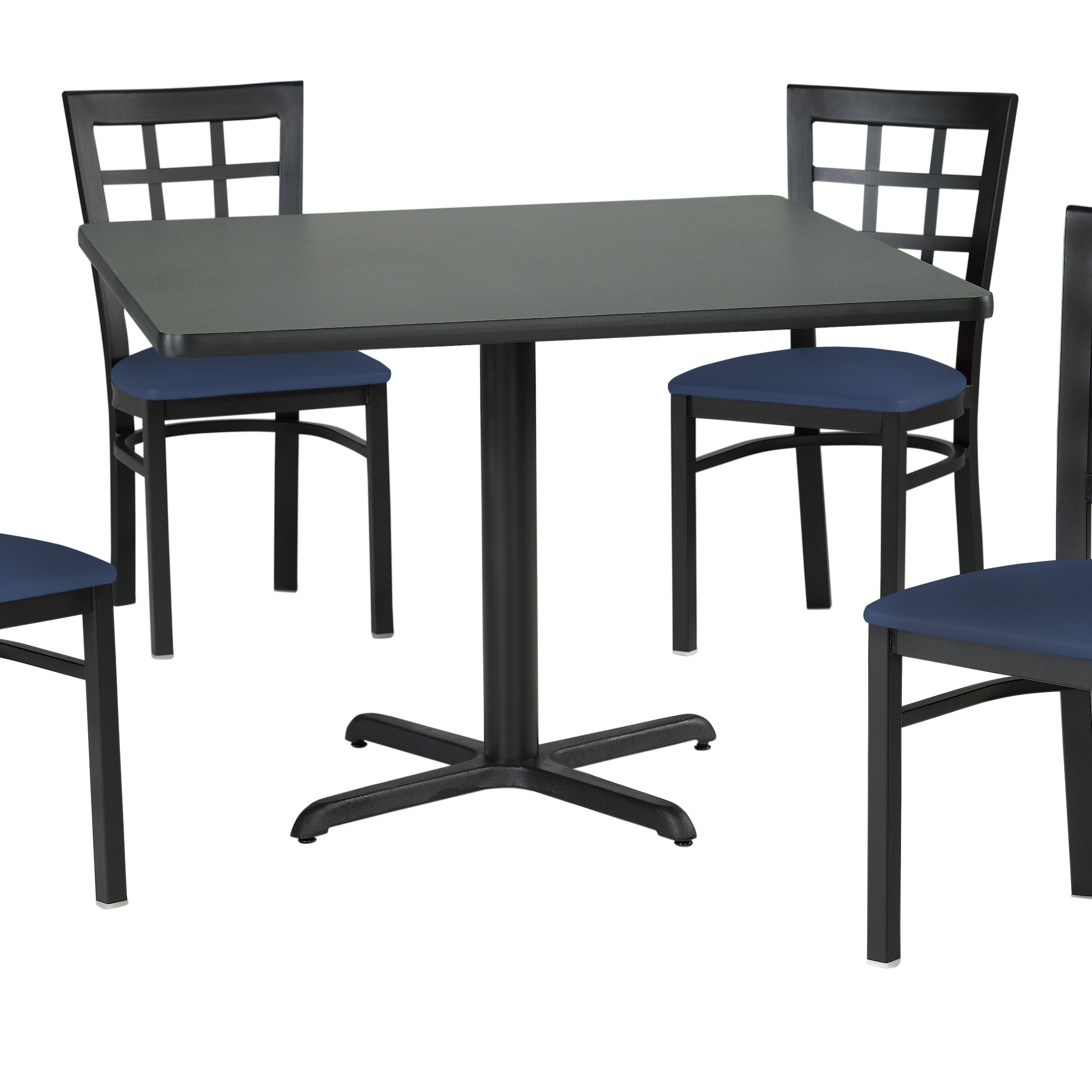 Premier hospitality furniture dining table wayfair for Table 85 restaurant