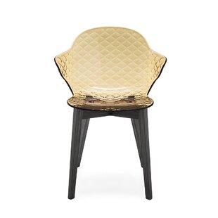 Saint Tropez W - Chair - 4 Leg Wooden Bas..