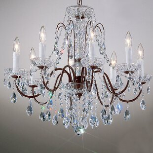 House of Hampton Letitia 8-Light Chain Sh..