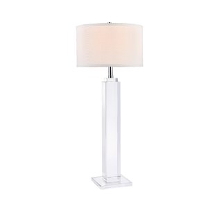 Cape 36 Drum Shade Table Lamp