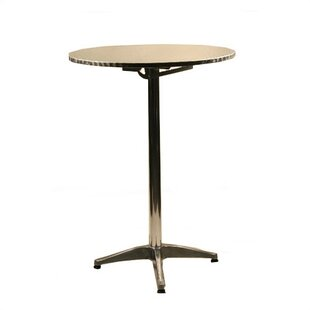 Aluminum Bistro Table By Alston