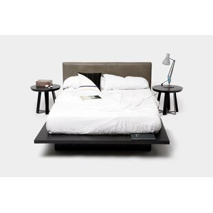 SQB Upholstered Platform Bed By ARTLESS