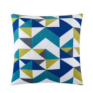 Mulvihill Colorblock Throw Pillow