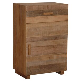 Jeffan Sedona 1 Drawer Nightstand