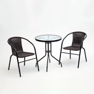 Ison 2 Seater Bistro Set By Sol 72 Outdoor
