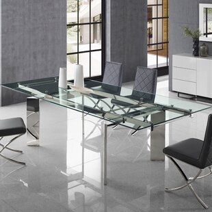Euphoria Extendable Dining Table by Casab..