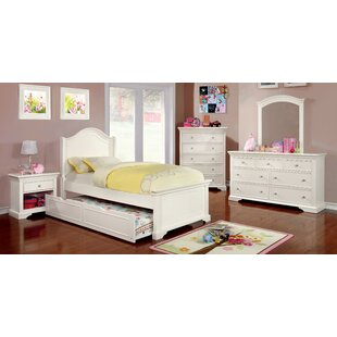 Stovall Platform Bed with Trundle by Harriet Bee
