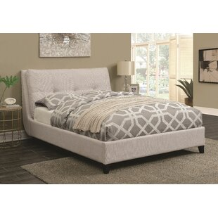 Zeitz Upholstered Platform Bed