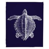 Sea Turtle Blankets Throws Wayfair