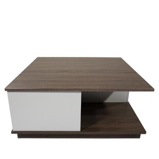 Great choice Chingford Coffee Table with Storage By Ebern Designs