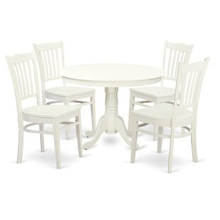 Wooden Importers Hartland 5 Piece Dining Set