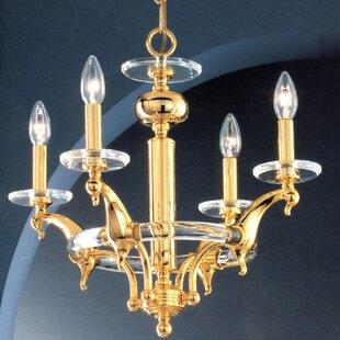 Classic Lighting Cresskill 4-Light Candle..