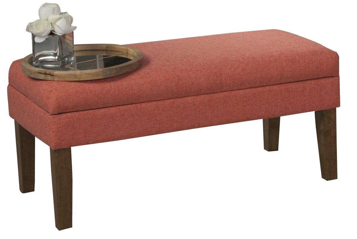Exceptional Decorative Storage Bench