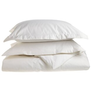 Cotton 1500 Thread Count Solid Duvet Cover Set