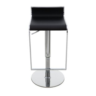 Alexander Adjustable Height Swivel Bar Stool Nuevo