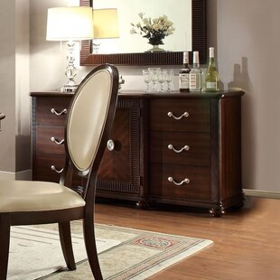 Yearwood Buffet Table by Alcott Hill