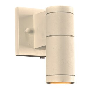 Kempst 1-Light Outdoor Sconce by Ebern Designs