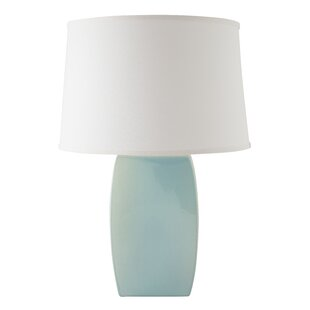 Sofie Soft Rectangle 25 Table Lamp