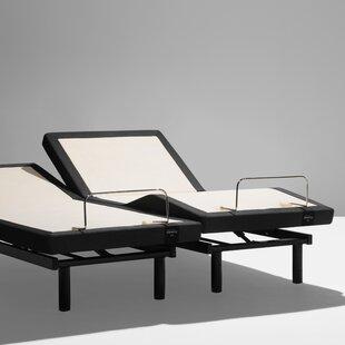 Ergo 8 Massaging Zero Gravity Adjustable Bed with Wireless Remote