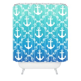Nautical Knots Single Shower Curtain