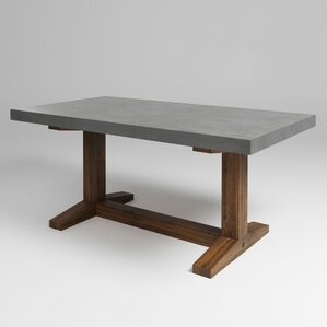 Balter Dining Table by Gracie Oaks