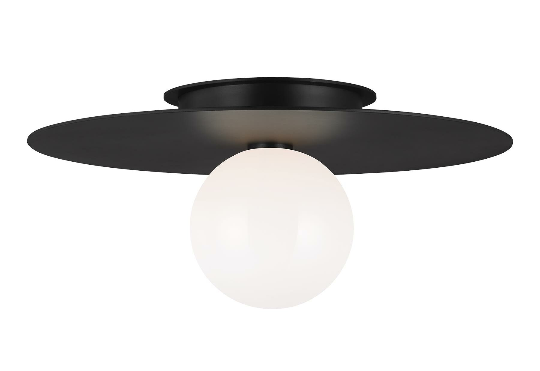 Kelly By Kelly Wearstler Nodes 1 Light Flush Mount Perigold