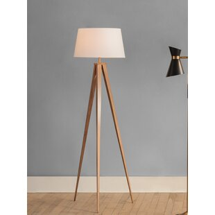 Turned Wood Floor Lamp Wayfair