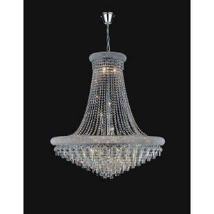 CWI Lighting Kingdom 20-Light Empire Chandelier