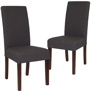 Charlton Home Rayford Upholstered Dining Chair (Set of 2)