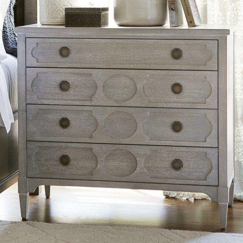 Renita 4 Drawer Dresser