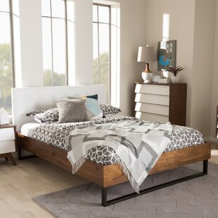 Reviews Haffey Upholstered Platform Bed by Wrought Studio Reviews (2019) & Buyer's Guide