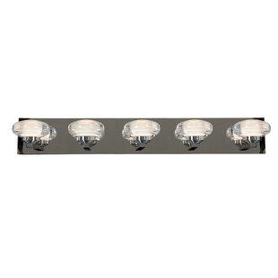 Orren Ellis Tarkington 5-Light Vanity Light