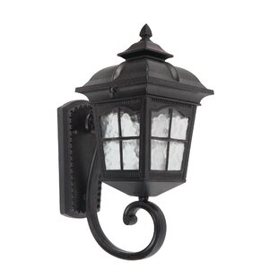 Best Reviews Amelia 1-Light Outdoor Sconce By Yosemite Home Decor