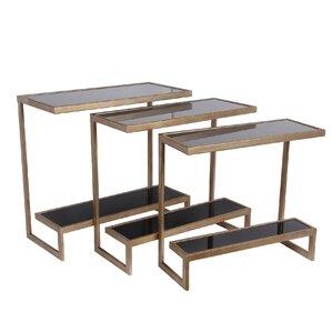 Goffredo 3 Piece Nesting Tables by Willa Arl..