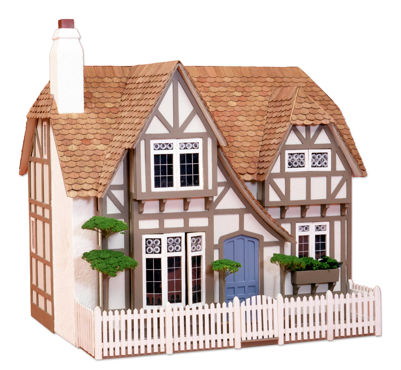 Greenleaf Dollhouses Glencroft Dollhouse Reviews Wayfair