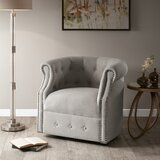 Fantastic Attica Swivel Chair Wayfair Ca Lamtechconsult Wood Chair Design Ideas Lamtechconsultcom