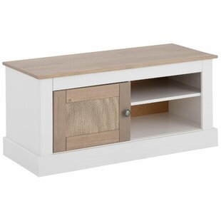 Ashworth Wood Storage Bench By Brambly Cottage