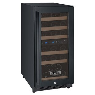 30 Bottle FlexCount Series Dual Zone Convertible Wine Cellar