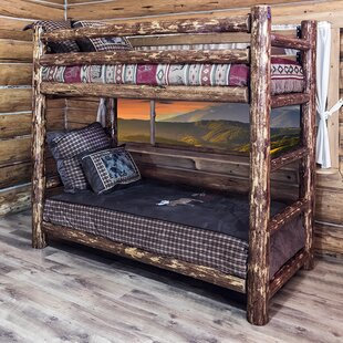 Find a Tustin Twin over Twin Bunk Bed by Loon Peak Reviews (2019) & Buyer's Guide