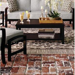 Find a Luedtke Aluminum Coffee Table ByIvy Bronx