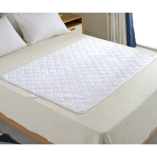 Grasser Terry Rayon Polyester Mattress Pad