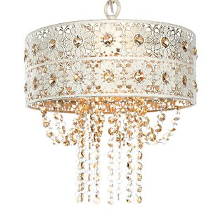 House of Hampton Overton Jewe LED Pendant