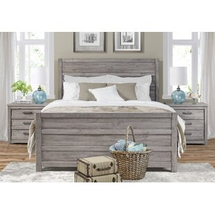 Kalea Panel Bed by Gracie Oaks