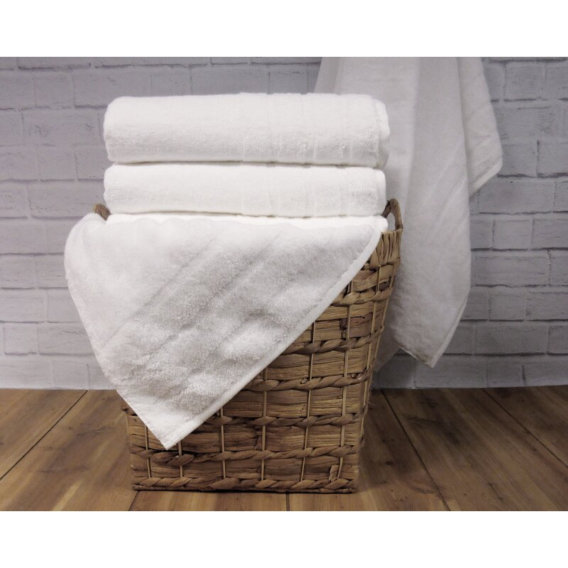 1888 Mills Luxury 100 Cotton Bath Towel Reviews Wayfair